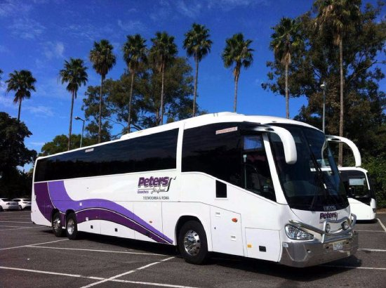 Peters Coaches Travel