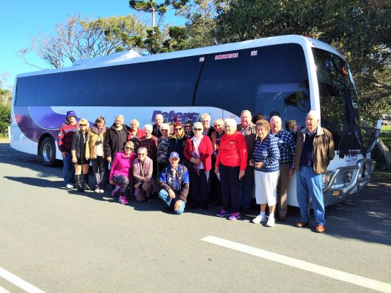 Toowoomba, Australië: One of our fantastic groups on tour!