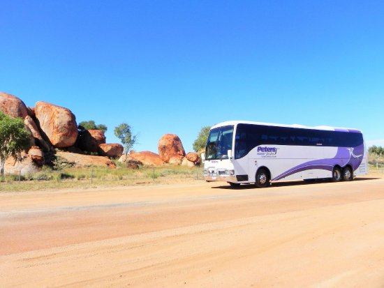 Toowoomba, Australie : We specialise in domestic touring!