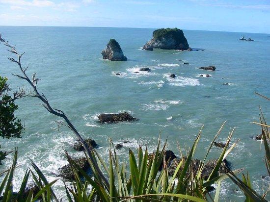 Greymouth, New Zealand: Stunning scenery