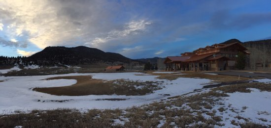 South Fork, CO: The beautiful Rio Grande Club and Resort. Make sure to swing by on the weekends for good and bev