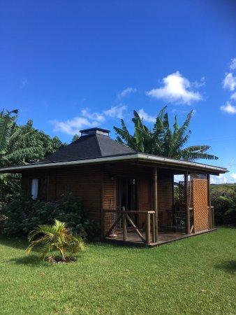 Cabanas Tokerau: La cabaña et le petit-déjeuner