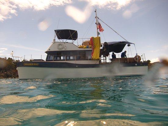 Motor Yacht Cinnamon Bay : MS Cinnamon Bay