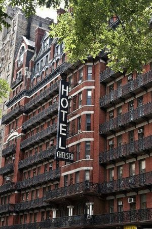 Chelsea Hotel: An icon closed and under renovation -- open 2018?
