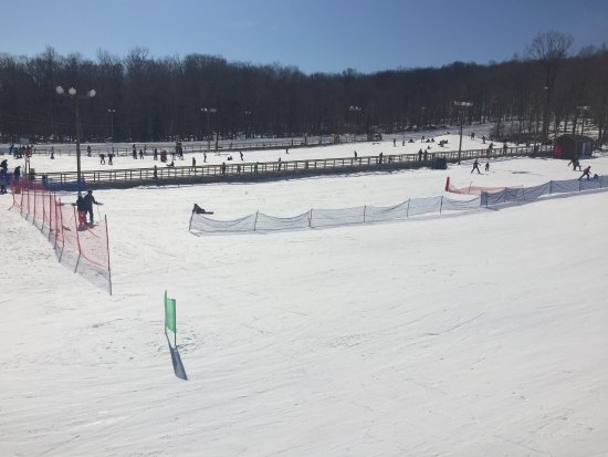 Mahwah, NJ: Spring Skiing in the Northeast
