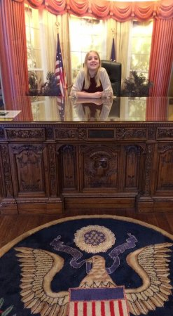 Jimmy Carter National Historic Site: Oval Office