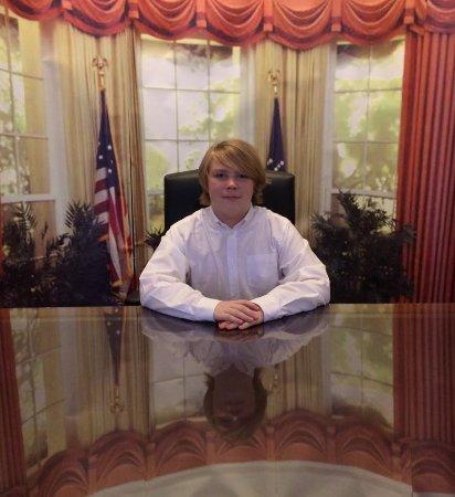 Plains, GA: Oval Office