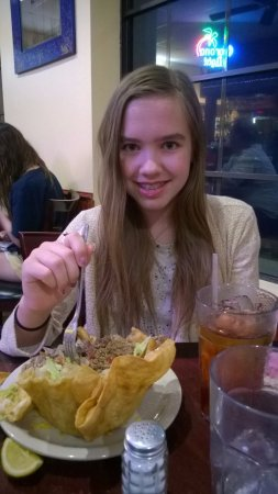 "Missouri City, TX: My daughter says: ""This Mexican food is REALLY GOOD!"""
