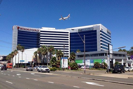 Mascot, Australia: Stamford Plaza Sydney Airport