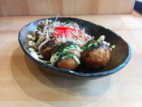 Markham, Kanada: Takoyaki