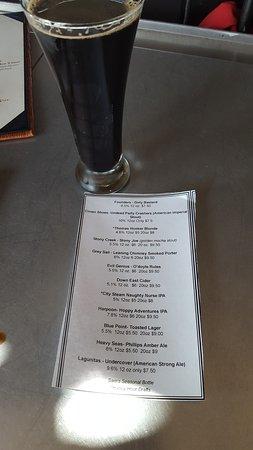 Manchester, CT: Beer Menu