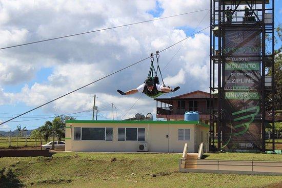 Toro Verde Nature Adventure Park: The Monster