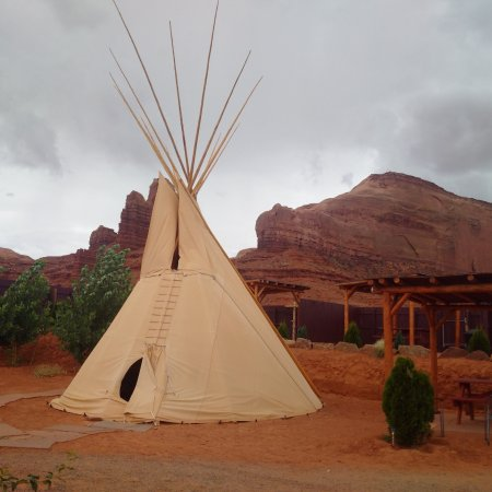 Great Stay in a Tipi