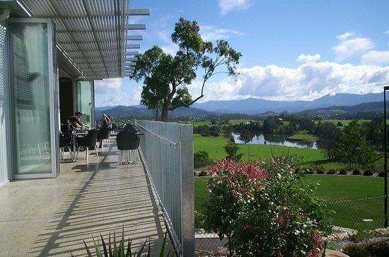 Murwillumbah, Australia: Tweed Regional Gallery cafe