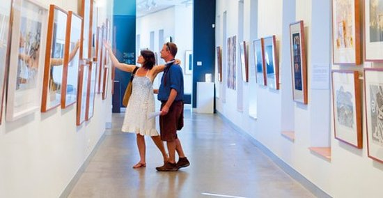 Murwillumbah, ออสเตรเลีย: Tweed Regional Gallery and Margaret Olley Art Centre