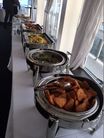 Orakei, Nya Zeeland: Buffet to suit all needs