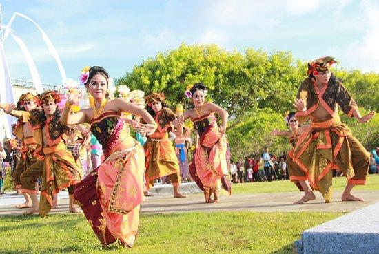 Melia Bali Indonesia: Balinese Dancing