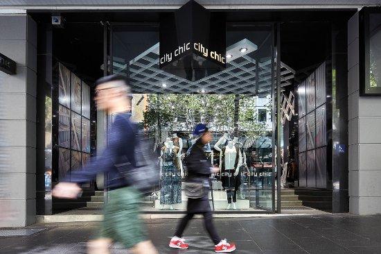 city chic melbourne