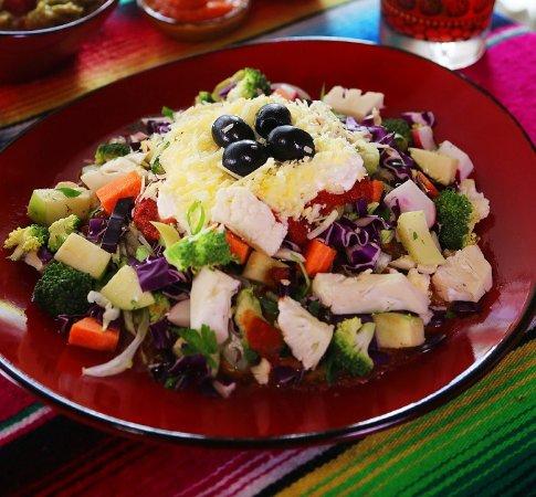 Montezuma's Mexican Restaurant: Fresh & Tasty