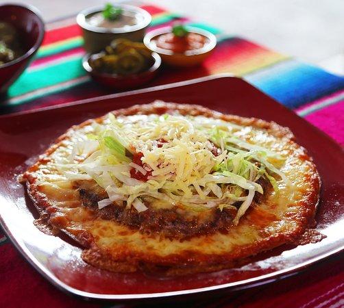 Montezuma's Mexican Restaurant: Quesadilla