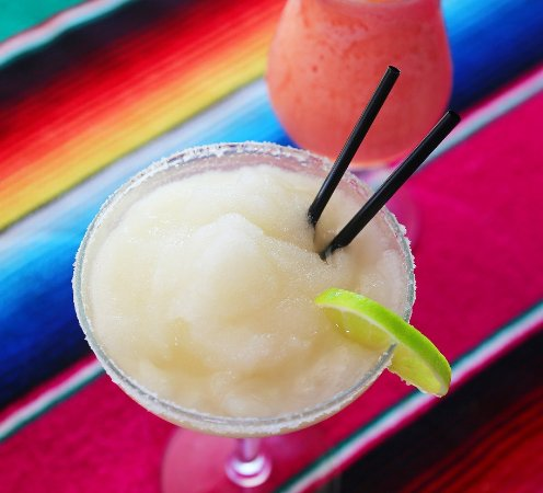 Crows Nest, Australien: Cold Margaritas - Frozen or Shaken since 1978