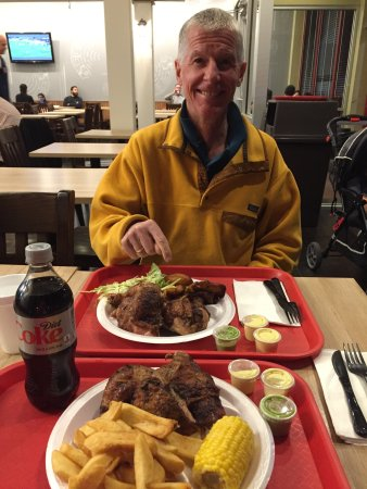 Vienna, VA: Pollo&platanos