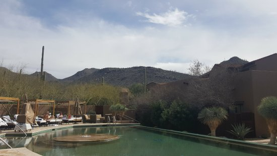 The Ritz-Carlton Dove Mountain: Spa pool