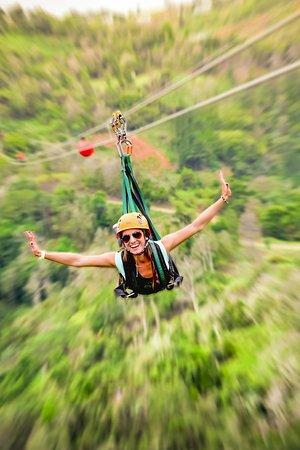 Zipline Tours in Puerto Rico