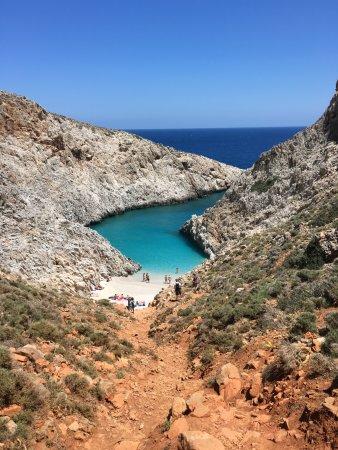 Acrotiri, Grecia: Seitan Limania
