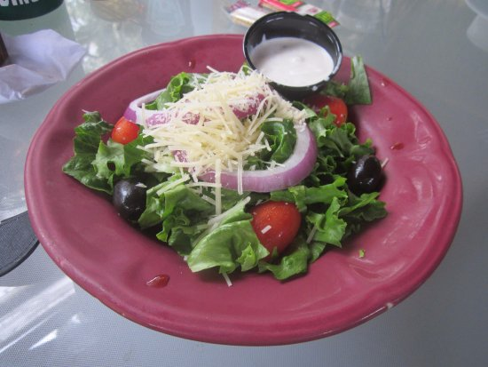 Lake Placid, FL: Side Salad