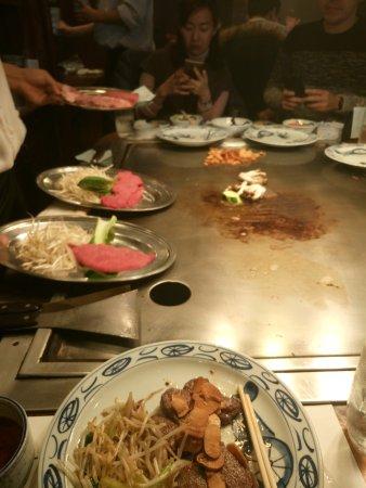 f99374cafbc5 kobe beef lunch set - Picture of Steak Land Kobekan