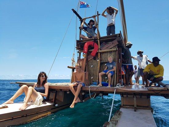 Suva, Fiyi: Bring the family