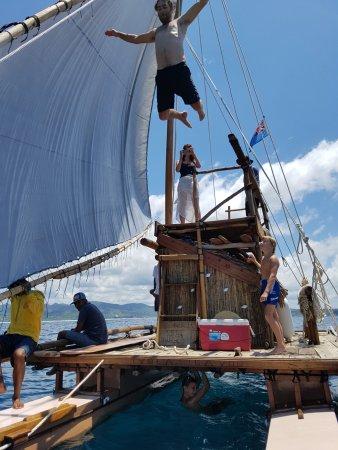 Suva, Fiji: Take the leap!