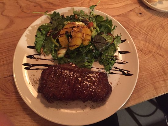 Coburg, Germany: Super Argentinian steak