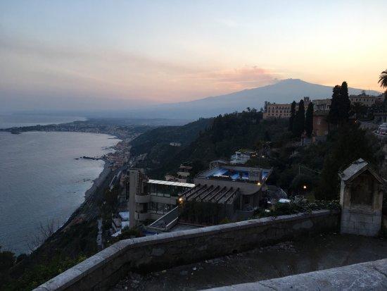 Hotel Villa Paradiso: Vista panoramica dalla camera