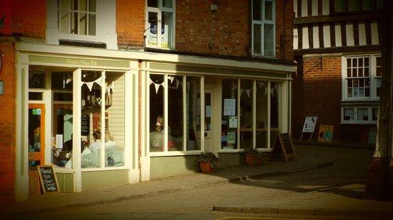 Ledbury, UK: Premier Cafe