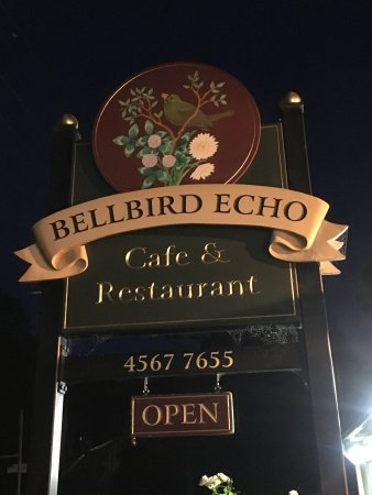 ‪‪Kurrajong‬, أستراليا: Bellbird Echo Cafe‬