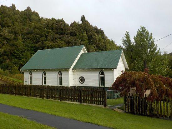 Stratford, New Zealand: Church