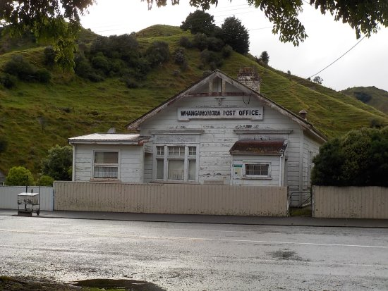 Stratford, New Zealand: Old Post Office Building