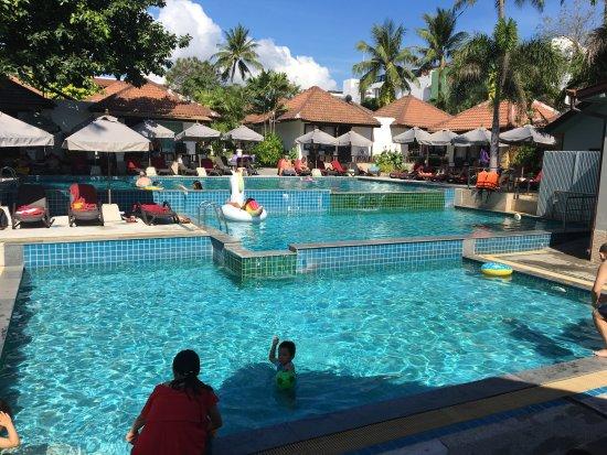 Chaweng Cove Beach Resort Bild