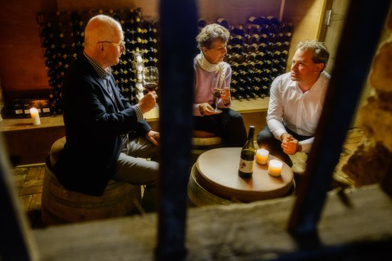 New Norfolk, Australia: Woodbridge on the Derwent - Cellar, Wine Tasting