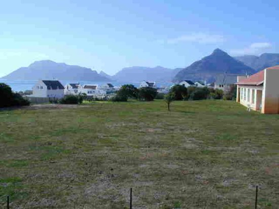 Kommetjie, South Africa: View from our chalets