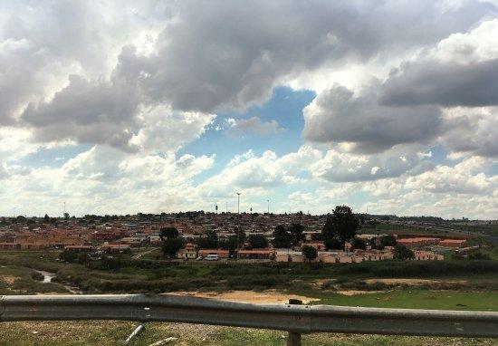 Соуэто, Южная Африка: SOWETOの街並み