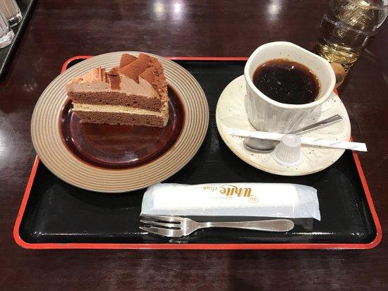 Joetsu, Japon : ケーキセット