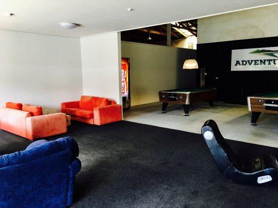 Marahau, New Zealand: Adventure Inn