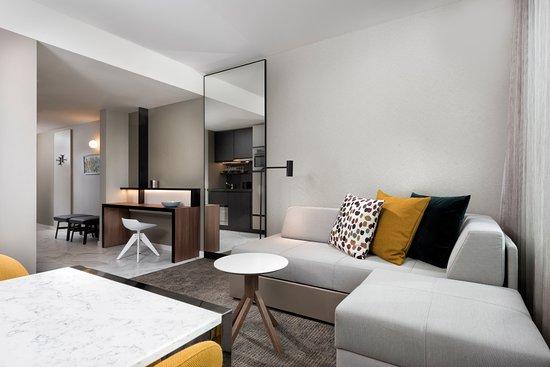 法蘭克福阿迪納公寓式酒店