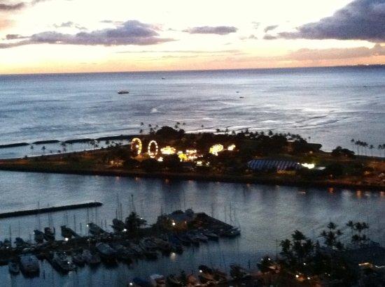 하와이 프린스 호텔 사진
