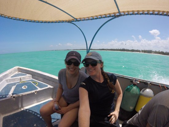 Buccaneer Diving: On the dive boat