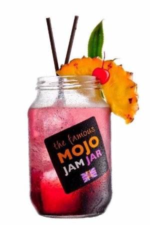 Benoni, Afrique du Sud : the famouse MOJO JAM JARS now available at #Grapes