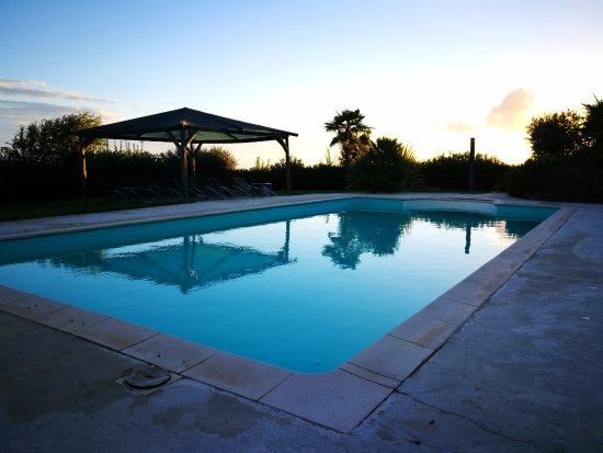 Montefiore dell'Aso, Italia: big pool